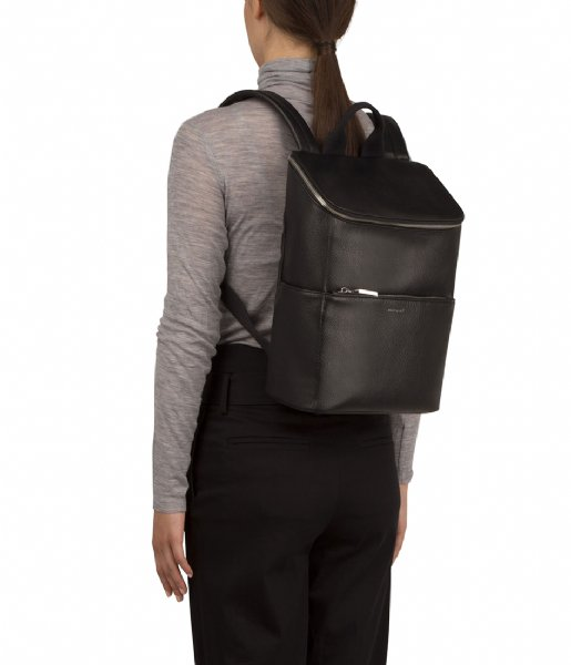 Matt & Nat  Backpack Brave Dwell 13 Inch black