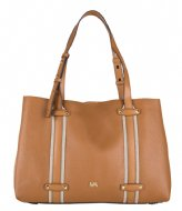 Michael Kors Griffin Large Tote acorn & gold colored hardware