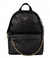 Michael Kors Slater Md Backpack black