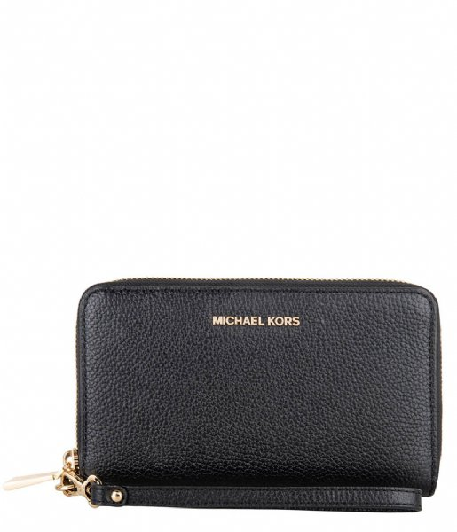 Michael Kors  Jet Set Lg Flat Mf Phn Case black
