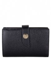 Michael Kors Mk Charm Md Tab Wallet black
