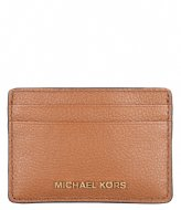 Michael Kors Card Holder luggage & gold colored hardware
