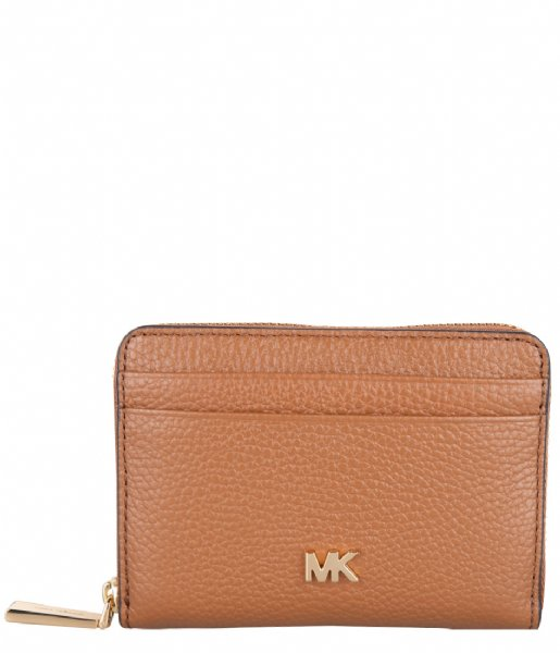 Michael Kors  Za Coin Card Case luggage & gold colored hardware