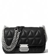 Michael Kors Sloan Small Chain Shoulder Black (001)