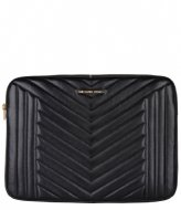 Michael Kors Jet Set Large Laptop Case Black (001)