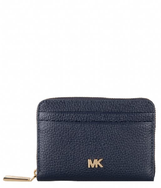 Michael Kors  Za Coin Card Case admiral & gold colored hardware