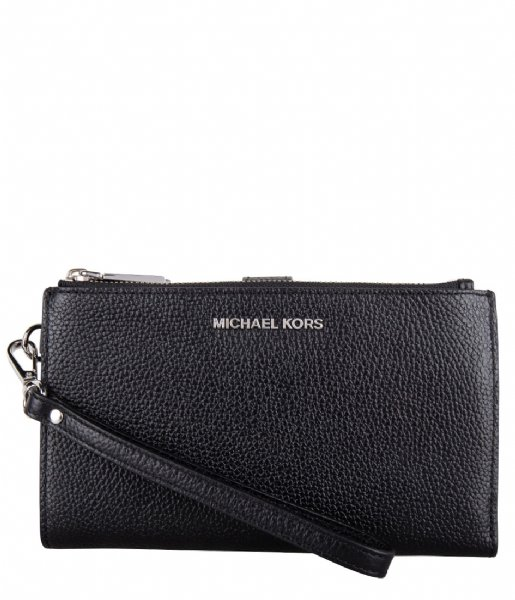 michael kors wallet with silver hardware