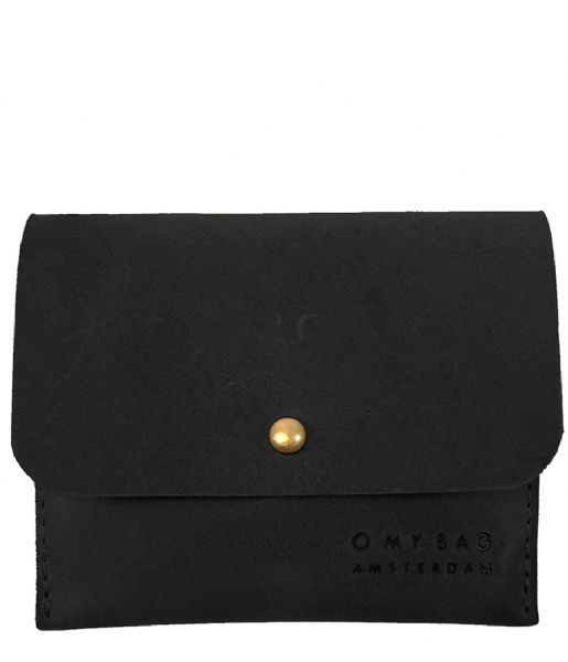 O My Bag  Cardholder black hunter