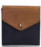 O My Bag Georgies Wallet black cognac classic