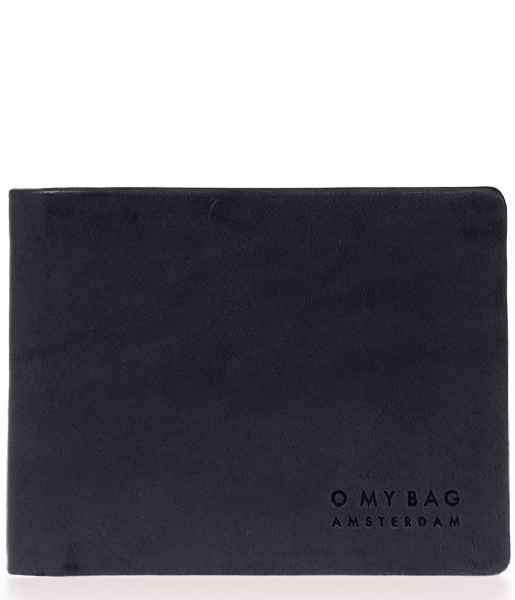 O My Bag  Joshua Wallet black classic