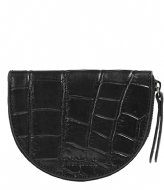 O My Bag Laura's Purse Croco Zwart Croco Classic Leather