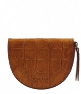 O My Bag Laura's Purse Croco Cognac Croco Classic Leather