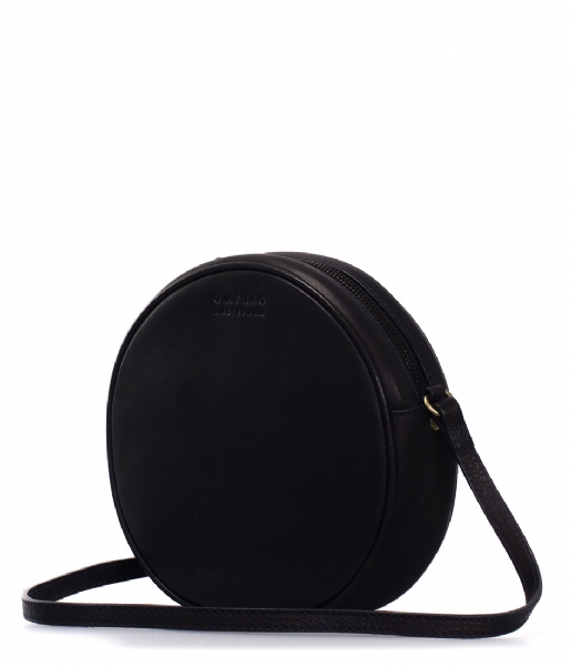 O My Bag  Luna Bag black soft grain
