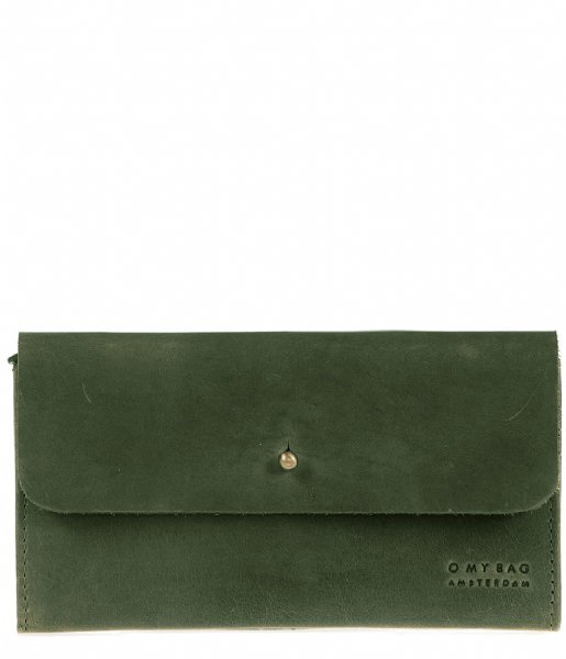 O My Bag  Pixies Pouch green hunter