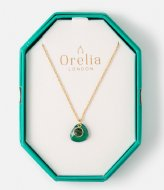 Orelia Cluster Giftbox pale gold plated (23373)
