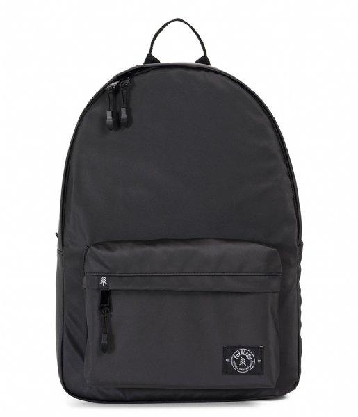 Parkland  Vintage Backpack Coated 13 Inch coated black (00273)