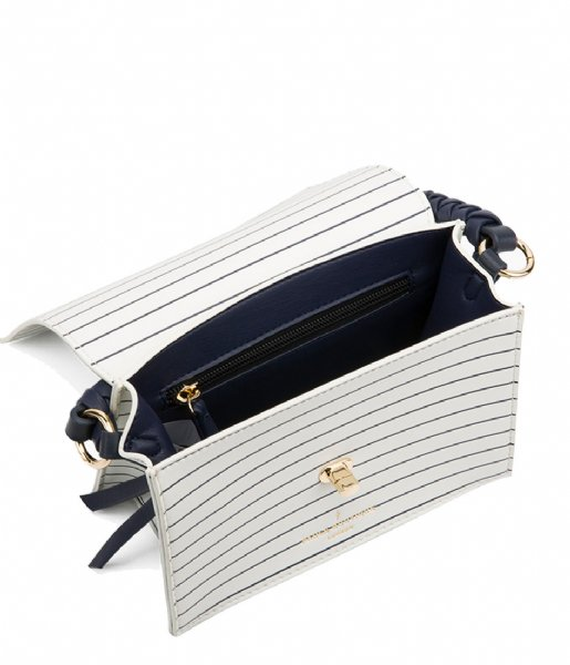 Pauls Boutique  Aubrey Dorncliffe White / Navy Stripe