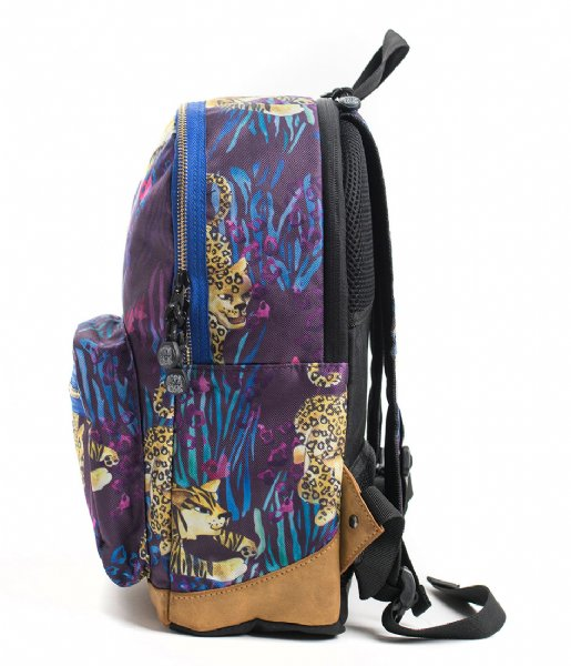 Pick & Pack  Wild Cats Backpack 13 Inch navy multi