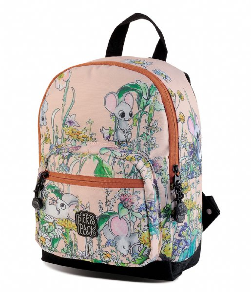 Pick & Pack  Mice Backpack roes multi