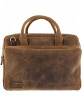 Plevier Pull Up Document Bag 560 15.6 inch bruin 2