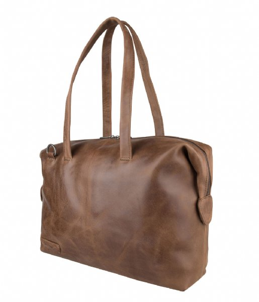 Plevier  Document Bag 706 15.6 Inch taupe