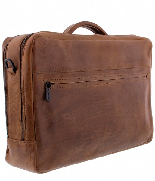 Plevier  Laptop Bag 708 15.6 Inch taupe