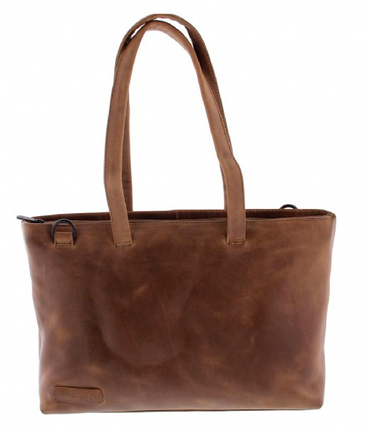 Plevier  Laptop Bag 709 15.6 Inch taupe