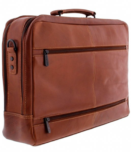 Plevier  Latop Bag 851 15.6 Inch dark brown