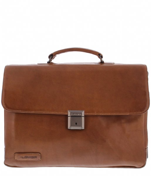 Plevier  Laptop Bag 853 15.6 Inch brown