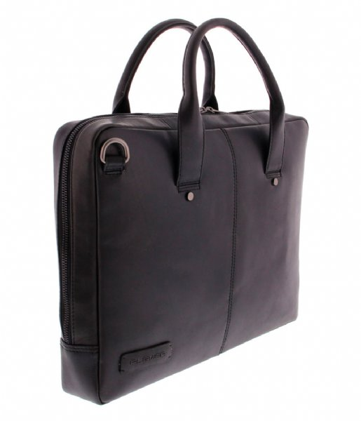 Plevier  Document Bag Loran 15.6 Inch black