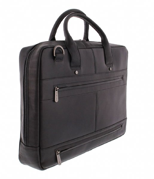 Plevier  Omega Laptop Bag 17.3 inch black
