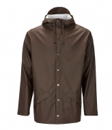 Rains Jacket brown (26)