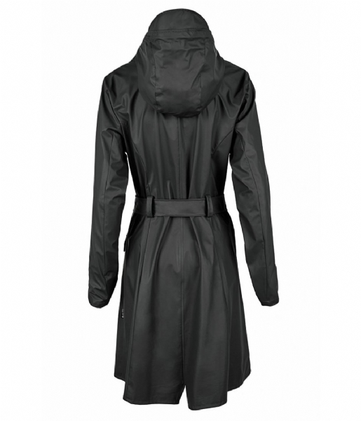 Rains  Curve Jacket black (01)