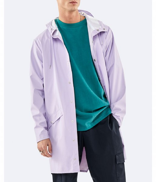 Rains  Long Jacket lavender (95)