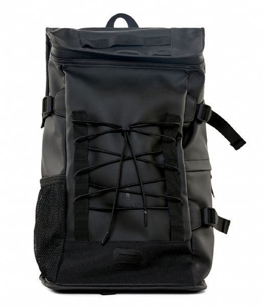 Rains  Mountaineer Bag 15 Inch black (01)