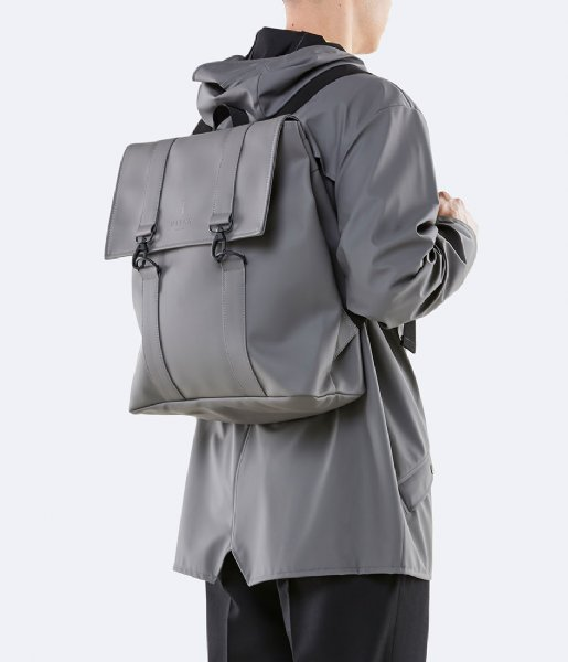 Rains  Msn Bag 15 Inch charcoal (18)