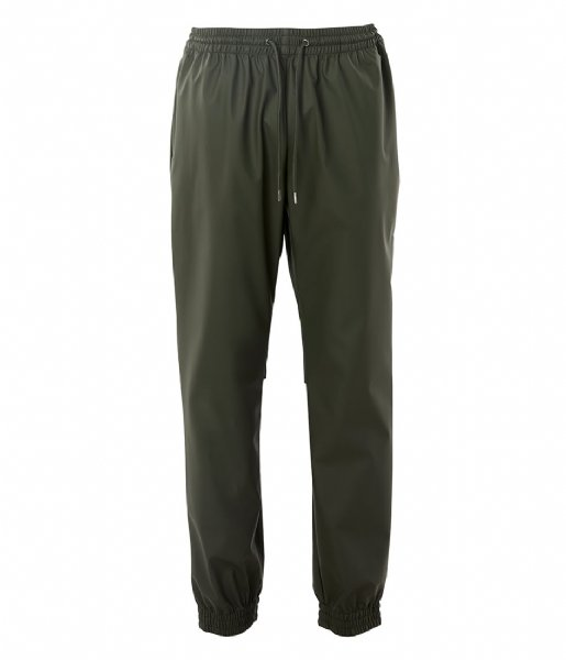 Rains  Trousers green (03)
