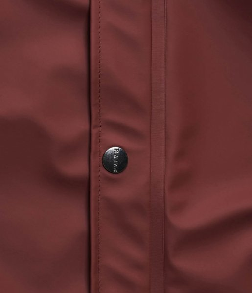 Rains  Jacket Maroon (11)