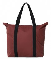 Rains Tote Bag Maroon (11)