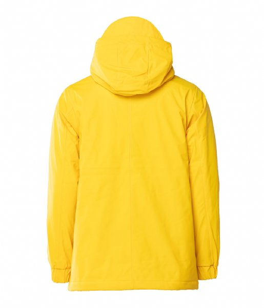 Rains  Quilted Parka yellow (04)