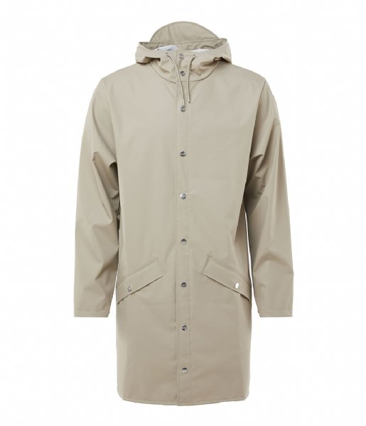 Rains  Long Jacket beige (35)