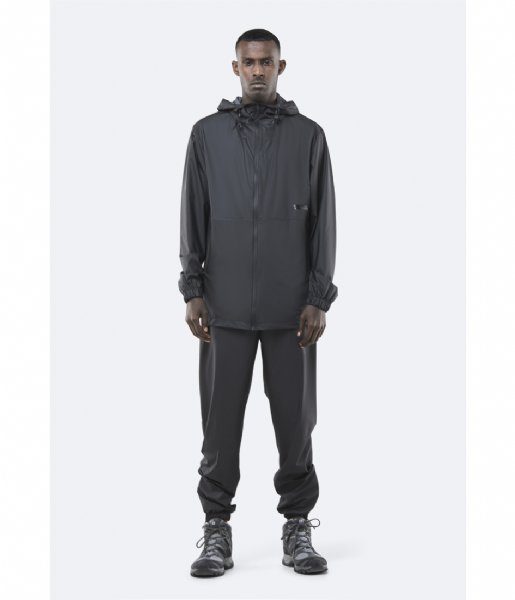 Rains  Ultralight Jacket black (01)