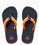 Reef Kids Ahi beach navy sunset