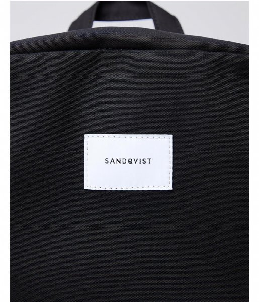 Sandqvist  Backpack Kim 15 Inch black (527)