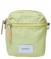 Sandqvist Shoulder Bag Sixten lemon (SQA1446)