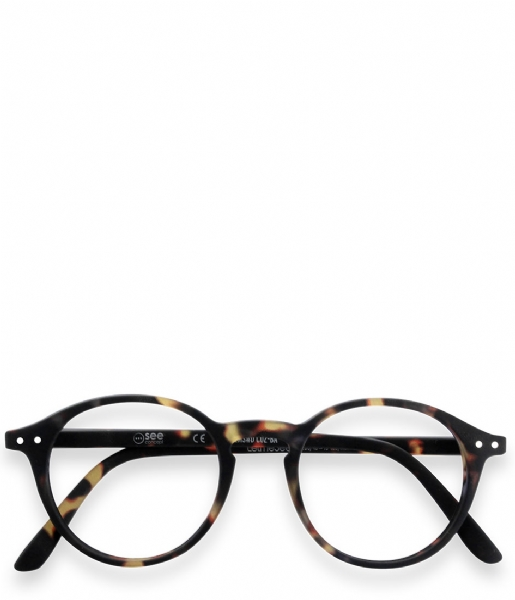 Izipizi  #D Reading Glasses tortoise soft