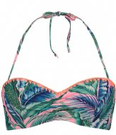 Shiwi Bandeau Wire Top Bright Jungle D-E multi colour