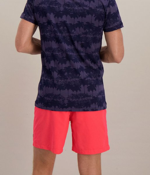 Shiwi  Swimshorts Solid Mike fluored (408)