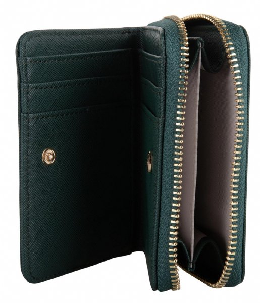 The Little Green Bag  Wallet Colm Emerald