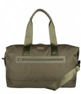 The Little Green Bag Duffle Bag Daisy Olive